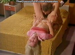 Crazy vintage xxx star in classic sex movie