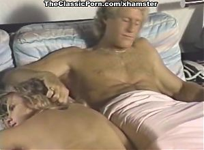 Dominique Simone, Derrick Lane, Joey Silvera in classic sex