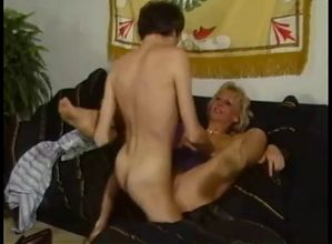 Horny German Woman
