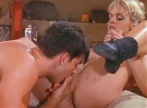 Slut Linda loves her man's big cock