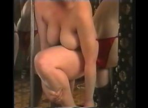 Hairy Russian Teens Audition for Porn (vintage)