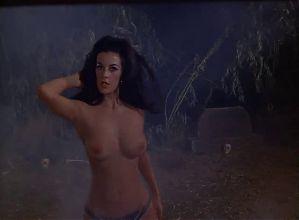 Rene De Beau nude in Orgy of the Dead