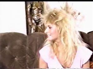BUFFY DAVIS, TANYA FOXX-1986